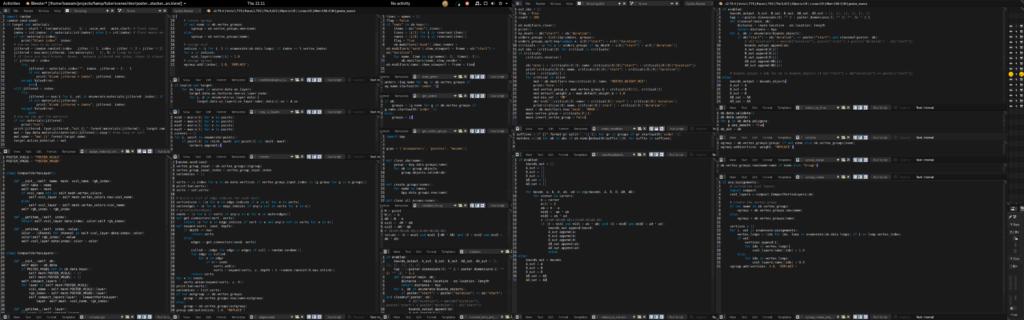 Python Script Nodes
